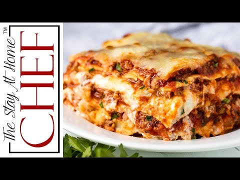 The Most Amazing Lasagna
