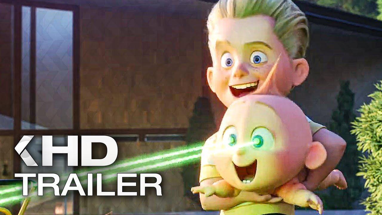 PIXAR POPCORN Trailer (2021)