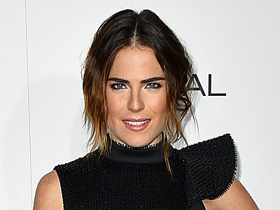 Karla Souza on fame in Mexico versus the U.S. - YouTube