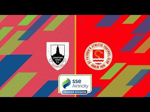 Premier Division GW15: Longford Town 1-3 St. Patrick's Athletic