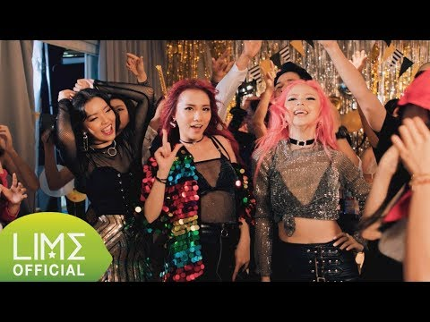 LIME - PARTYGIRLZ Official Music Video
