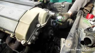 Замена термостата BMW E34 с двигателем m50(LifeStyle Performance представляет: Замена термостата BMW E34 с двигателем m50 Все подробности по ссылкам: http://www.bmw-55.ru/..., 2013-04-30T05:14:39.000Z)