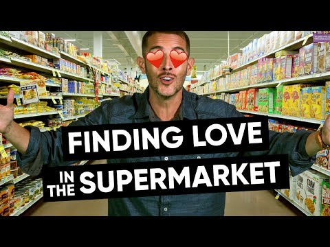 Dating Tips: Tired of the Meat Market? Try the Super Market | WACHALE