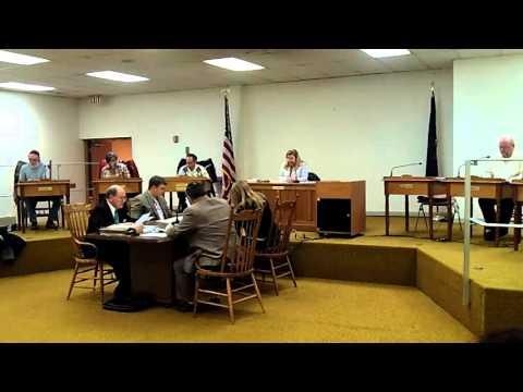 Latrobe PA City Council, Jan 2016