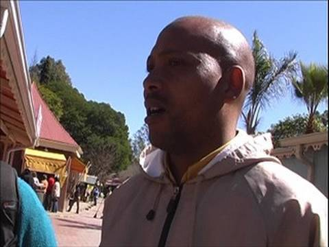 South Africa 29: Gold Reef City Mine (part 3/3)