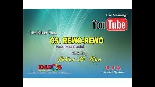LIVE Streaming Cs.REWO - REWO Pimp.Bp. Gundul Bekasi Utara