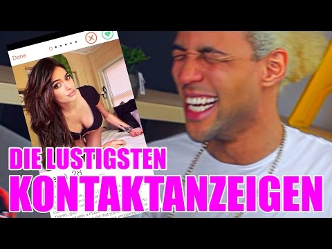 Die Lustigsten KONTAKTANZEIGEN from YouTube · Duration:  3 minutes 23 seconds