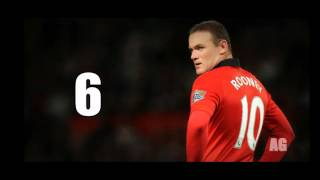Video Wayne Rooney - Top 10 goals download MP3, 3GP, MP4, WEBM, AVI, FLV Agustus 2018
