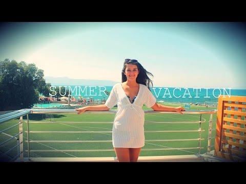 My summer vacation to Greece, Crete // Porto Platanias Beach Resort & Spa