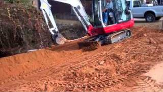 Takeuchi TB235 Excavator Thumbnail
