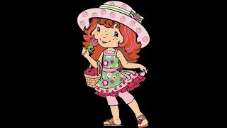 HOW TO DRAW STRAWBERRY SHORTCAKE AN EASY WAY.
