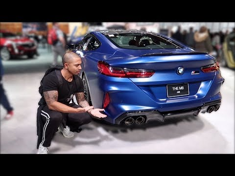 Adding the 2020 BMW M8 to the collection? | LA Auto Show 201
