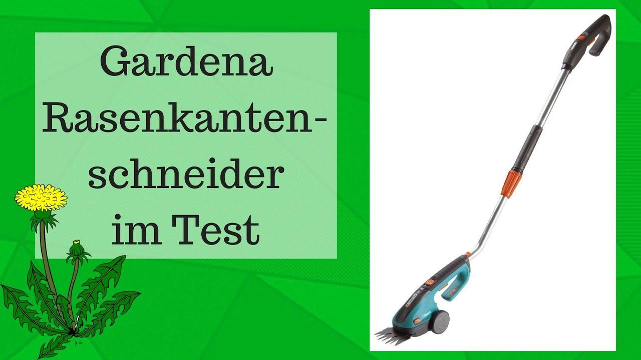 kantenschneider für den rasen - gardena rasenkantenschneider