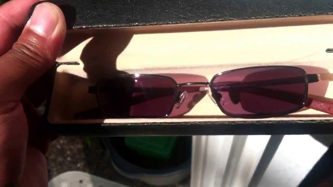New Photochromic Lenses Aka Transition Glasses Youtube