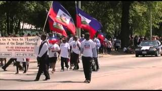 Haitian Flag Day Celebration in Boston (May 18, 2014)