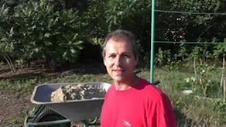 Математика в отпуске - копаем ямы для деревьев