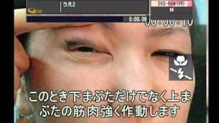 29)眼輪筋の筋トレ、ドライアイ解消法