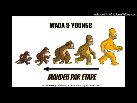 Wada & Yoongs - Mandeh par etape [Jiolambups Official Audio 2019]