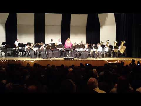 SMS Wind Ensemble - Deck the Halls with Chips and Salsa