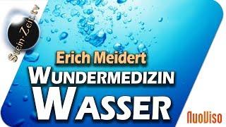 Wundermedizin Wasser - Erich Meidert bei SteinZeit
