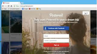 How to create a secret board on Pinterest
