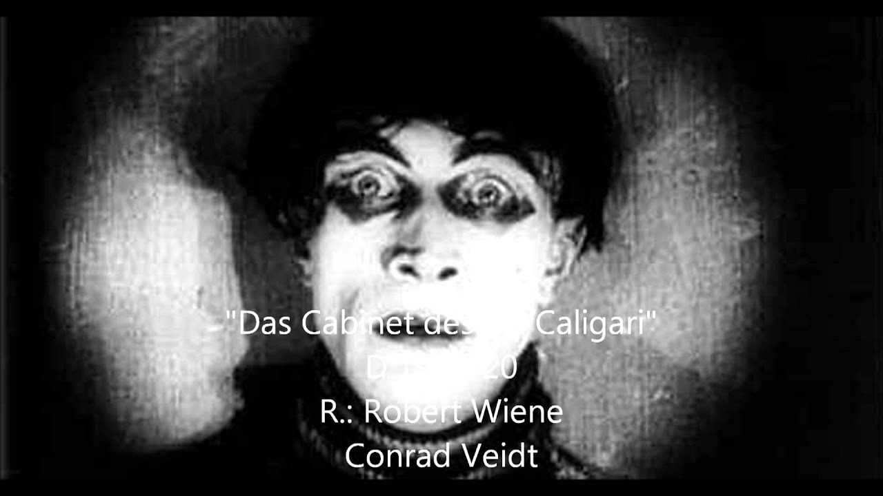 In The Nursery - Cabinet of Dr. caligari - Opening & Act 1 - YouTube