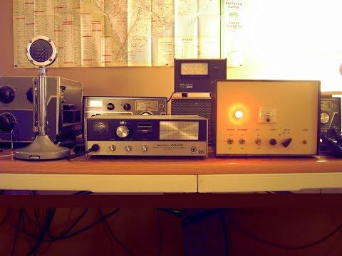 Old Radio Night - January 6, 2017 - 23 Ch. Realistic Navaho TRC-30A