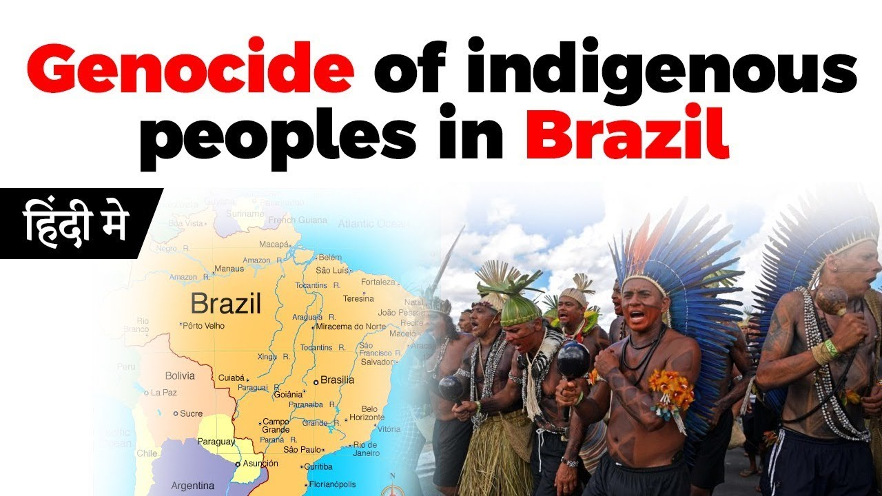 Download Genocide of indigenous peoples in Brazil, History of  Portuguese colonization of the Americas