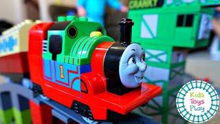 Thomas & Friends™ Huge Lego Duplo Toy Train Compilation