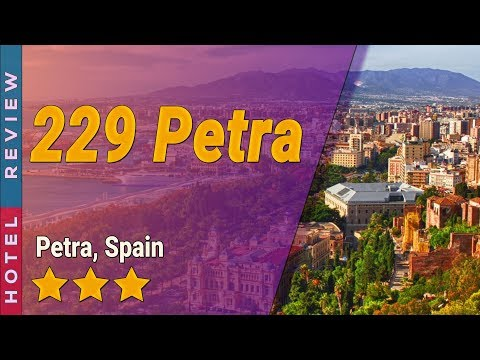 229 Petra Hotel Review | Hotels In Petra | Spain Hotels