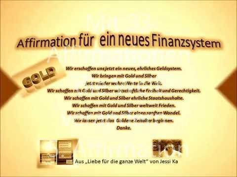 5. Affirmation: Gold als Geld