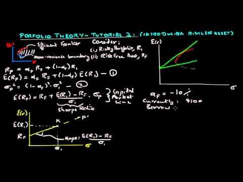 portfolio-theory:-tutorial-2