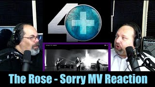 Reaction to The Rose - Sorry MV