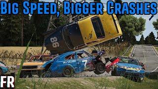 Big Speed, Bigger Crashes - Wreckfest