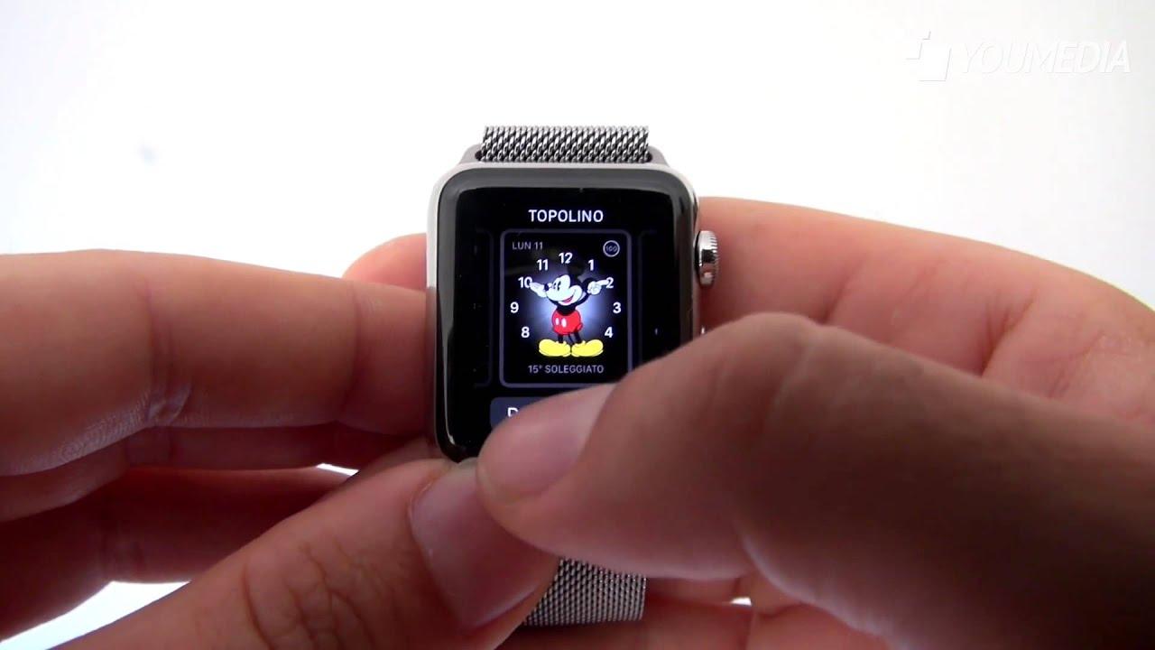 sfondi orologio apple watch