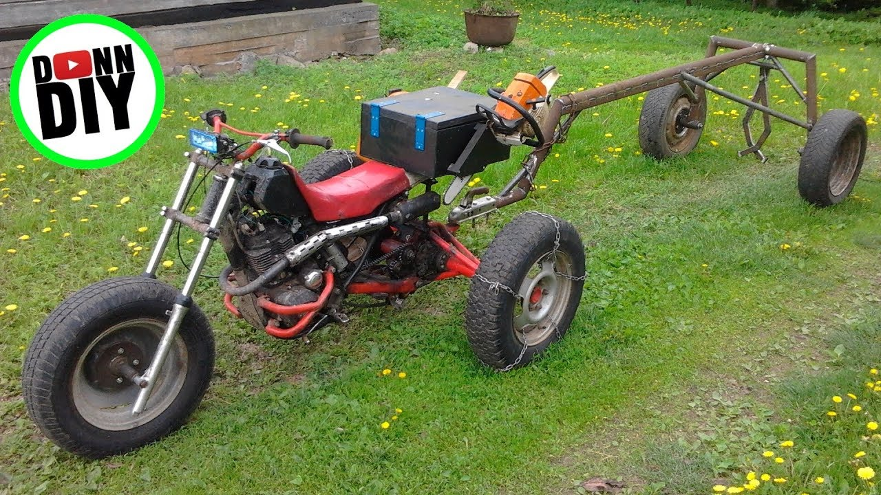 Homemade trike youtube volvo muravei bolt solutioingenieria Image collections