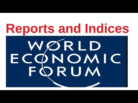 Trick To Remember World Economic Forum reports and indices