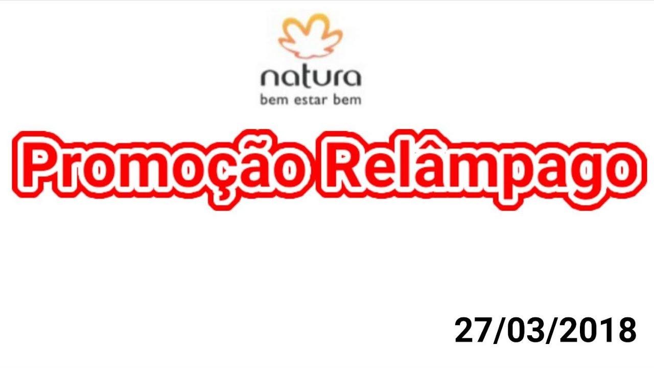 e1175e259d3 Promoção Relâmpago   Natura - YouTube