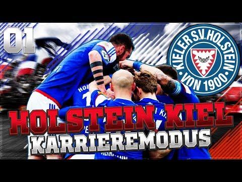 FIFA 18 Karrieremodus Holstein Kiel #01 ★ Road to Champions League 😂