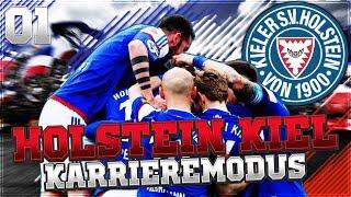 FIFA 18 Karrieremodus Holstein Kiel #01 ★ Road to Champions League 😂 ★ FIFA 18 Karriere Deutsch