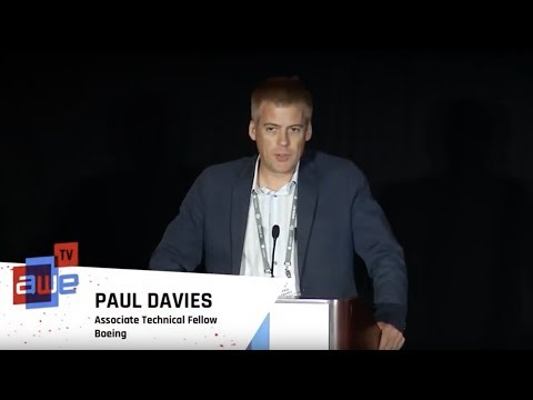Paul Davies (Boeing): BARK - The Boeing Augmented Reality Kit