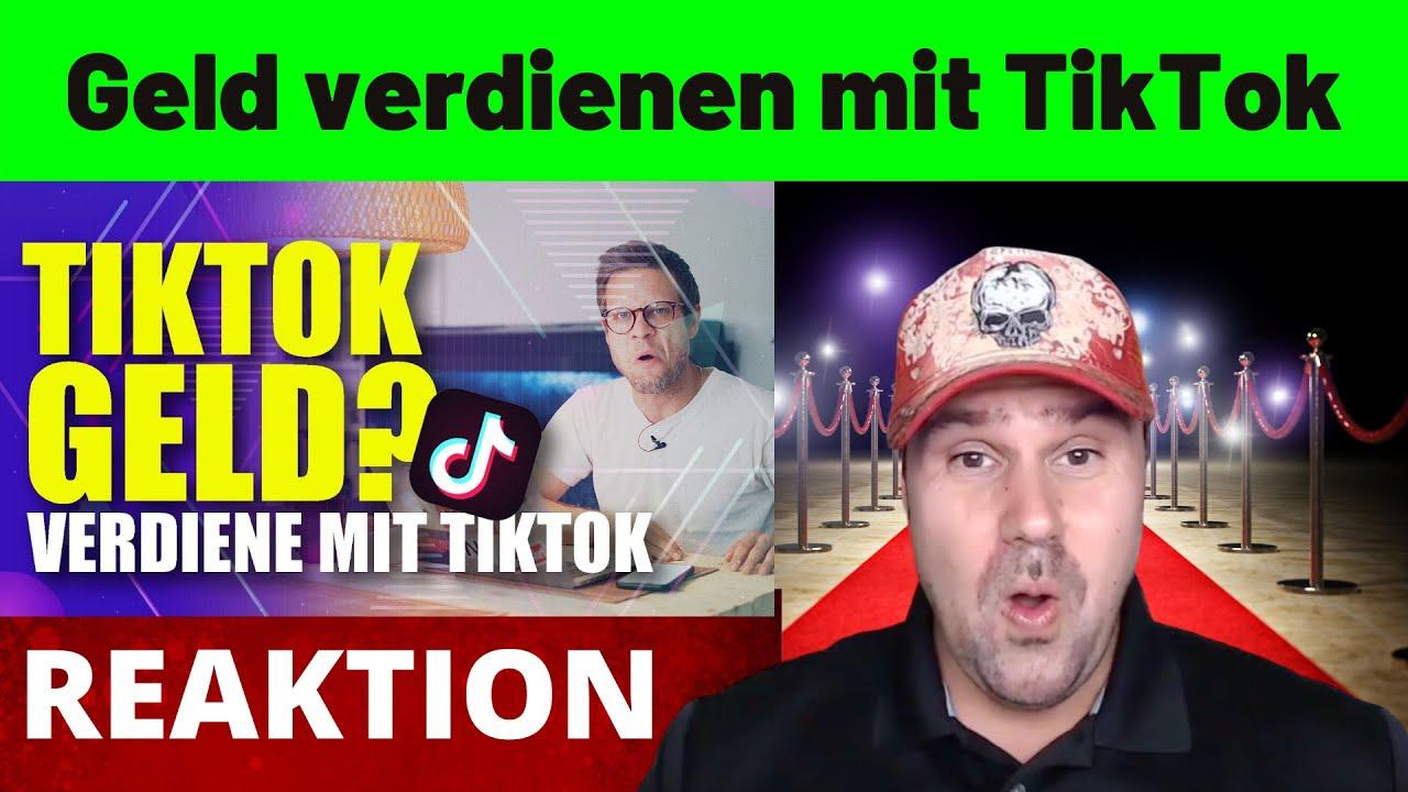 Geld verdienen mit TikTok - So geht's!   #FragDenDan ...