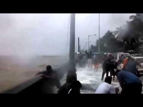 Mumbai high tide thriller!!!