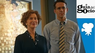 La Dama de Oro ( Woman in Gold ) - Trailer castellano