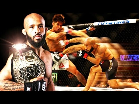 5 Fastest Fighters In The UFC