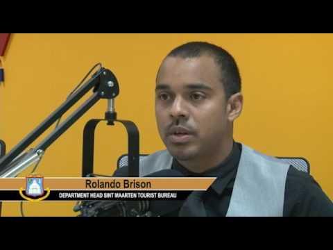 INSIDE GOVERNMENT   INTERVIEW ON THE SINT MAARTEN TOURIST BUREAU