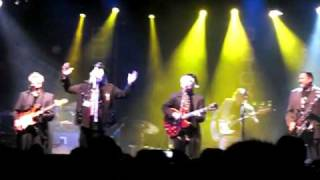 I Want To Be Straight - The Blockheads - Electric Ballroom 17/12/09
