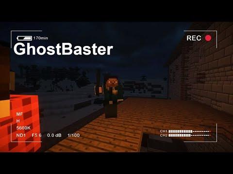 GhostBaster в Minecraft| #6| Вернулись в заброшенный дом| Часть 2