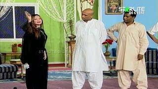 Amanat Chan and Akram Udas Stage Drama Munday Deewane Full Comedy Clip