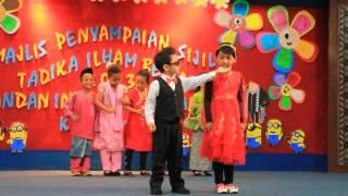 PAKAIAN BERAGAM TADIKA ILHAM BESTARI PJ 2013